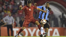 Independiente empató con  Gremio