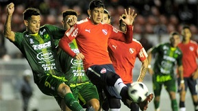Defensa le ganó a Independiente en el Libertadores.